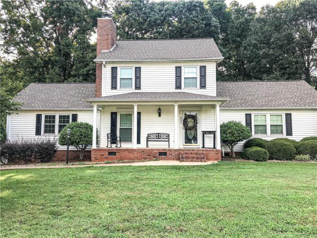 401 Hampton Road, Liberty, SC 29657 (MLS #20219955) :: The Powell Group