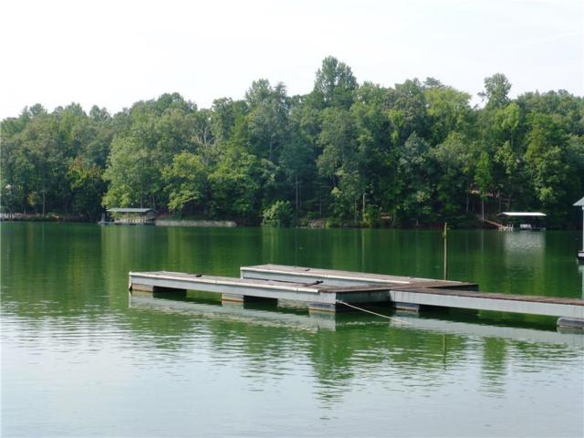 Lot 9 Coves End Point, Seneca, SC 29678 (MLS #20219958) :: Tri-County Properties at KW Lake Region