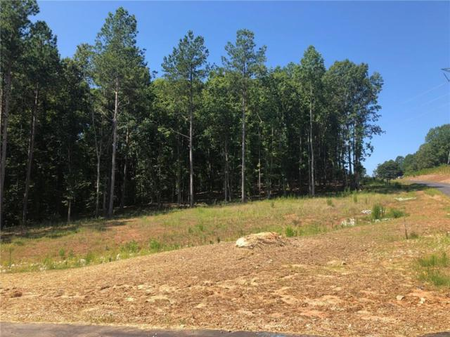 Lot 49 Cove Harbor Drive, Six Mile, SC 29682 (MLS #20219992) :: The Powell Group