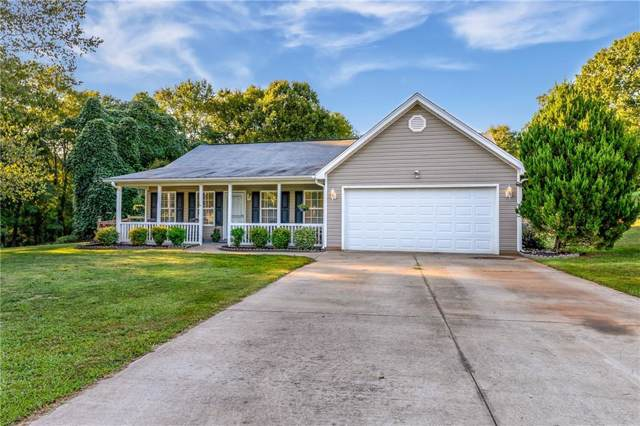 101 Sm Lyerly Road, Anderson, SC 29621 (MLS #20220013) :: Les Walden Real Estate