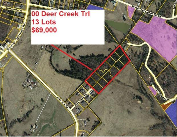 00 Deer Creek Trail, Walhalla, SC 29691 (MLS #20220038) :: The Powell Group