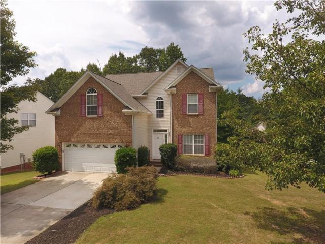 200 Woodvine Way, Mauldin, SC 29662 (MLS #20220054) :: Les Walden Real Estate