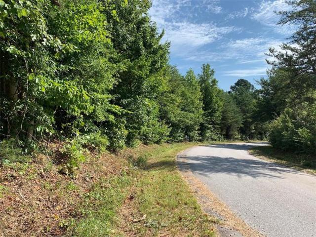00 Capps Road, Walhalla, SC 29691 (MLS #20220101) :: The Powell Group