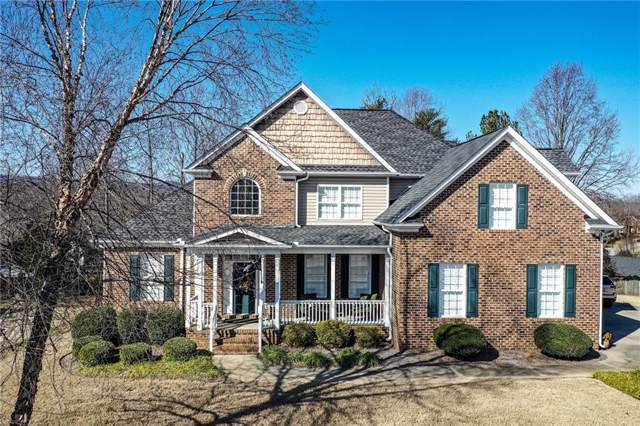 103 Couples Court, Greenville, SC 29609 (MLS #20220112) :: Tri-County Properties at KW Lake Region