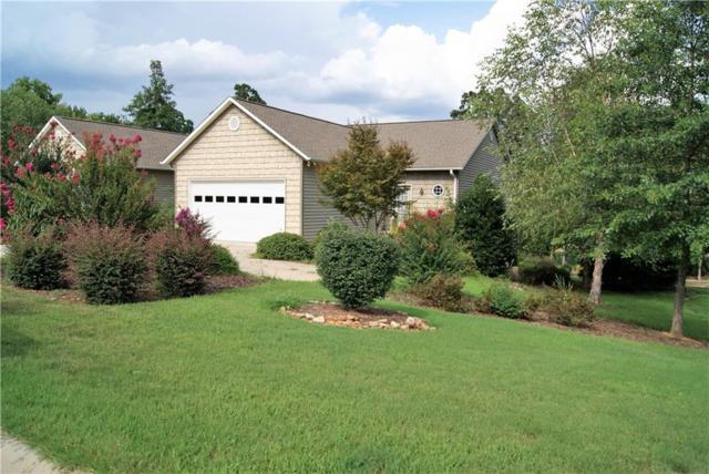 109 Harbour Springs Way, Anderson, SC 29626 (MLS #20220149) :: Les Walden Real Estate