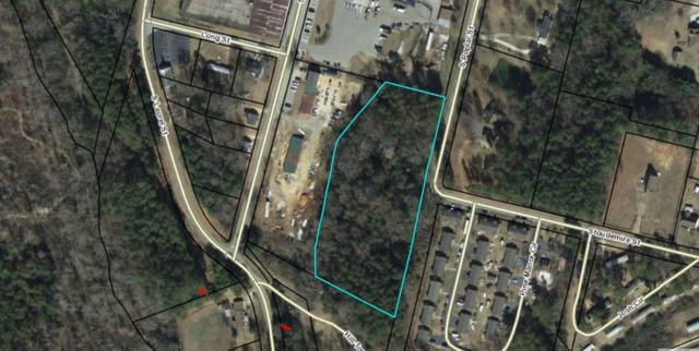 00 S Poplar Street, Walhalla, SC 29691 (MLS #20220208) :: Tri-County Properties