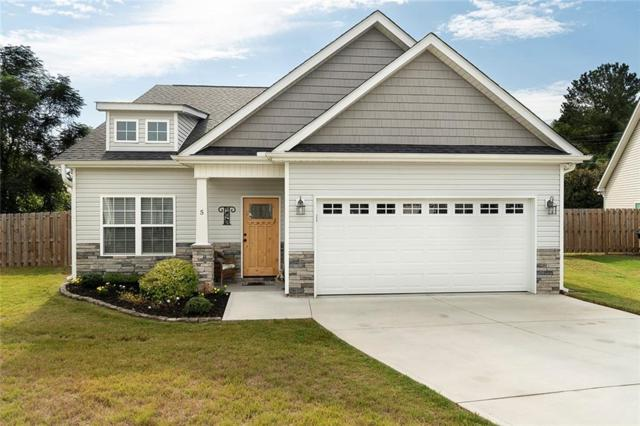 5 Drakeford Court, Anderson, SC 29621 (MLS #20220238) :: Tri-County Properties