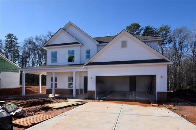 11 Harvestwood Place, Greenville, SC 29607 (MLS #20220266) :: Les Walden Real Estate