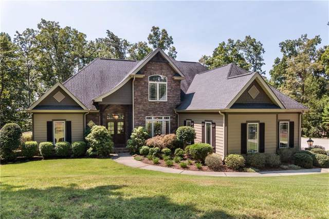 173 Westlake Drive, Seneca, SC 29672 (#20220460) :: Connie Rice and Partners