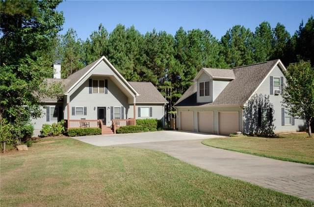 20 Bridgepointe Drive, Iva, SC 29655 (MLS #20220512) :: Les Walden Real Estate