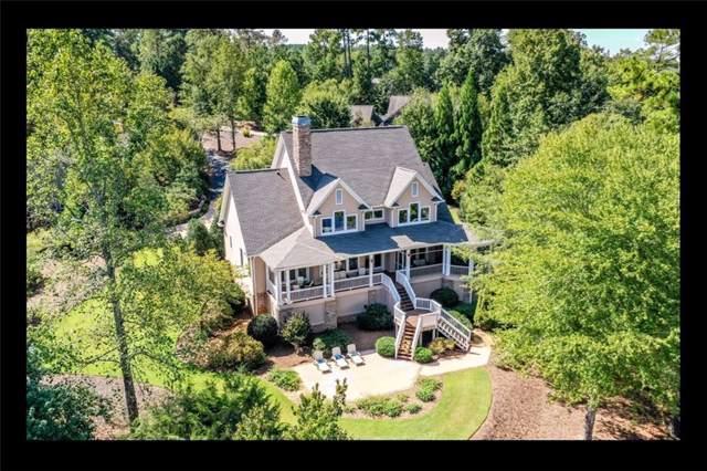 610 Quiet Water Way, Seneca, SC 29672 (MLS #20220519) :: Les Walden Real Estate