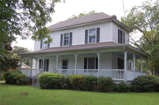 223 S Main Street, Due West, SC 29639 (MLS #20220543) :: The Powell Group