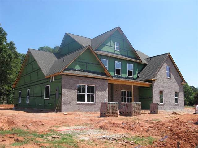102 Wild Meadows Drive, Anderson, SC 29621 (MLS #20220821) :: Les Walden Real Estate