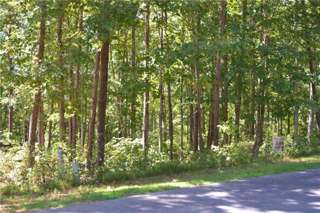 135 Cliffside Trail, Pickens, SC 29671 (MLS #20220837) :: Tri-County Properties at KW Lake Region