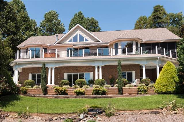 515 Beacon Shores Drive, Seneca, SC 29672 (MLS #20220928) :: Les Walden Real Estate