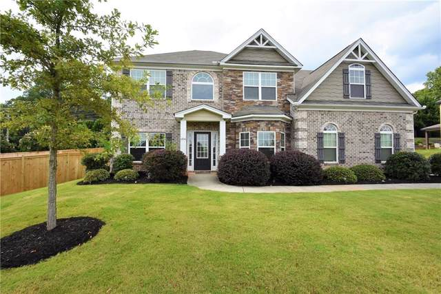 104 Cantle Court, Easley, SC 29642 (MLS #20221034) :: The Powell Group