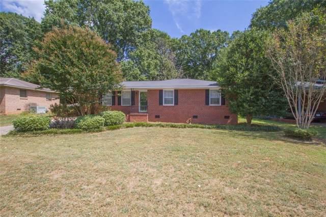 106 Northgate Drive, Anderson, SC 29625 (MLS #20221083) :: Les Walden Real Estate