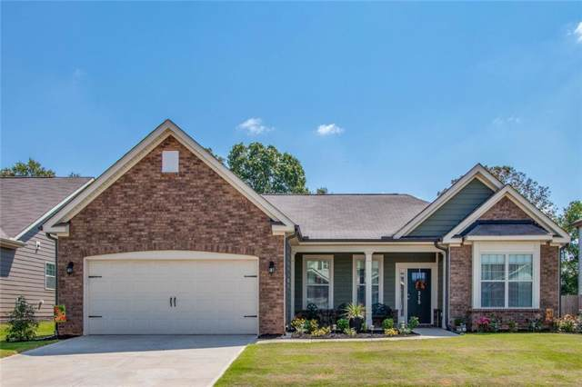 215 Santa Ana Way, Duncan, SC 29334 (MLS #20221106) :: Tri-County Properties at KW Lake Region
