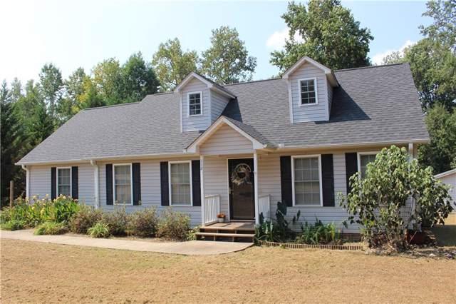 112 Sugar Maple Drive, Pickens, SC 29671 (MLS #20221109) :: Les Walden Real Estate