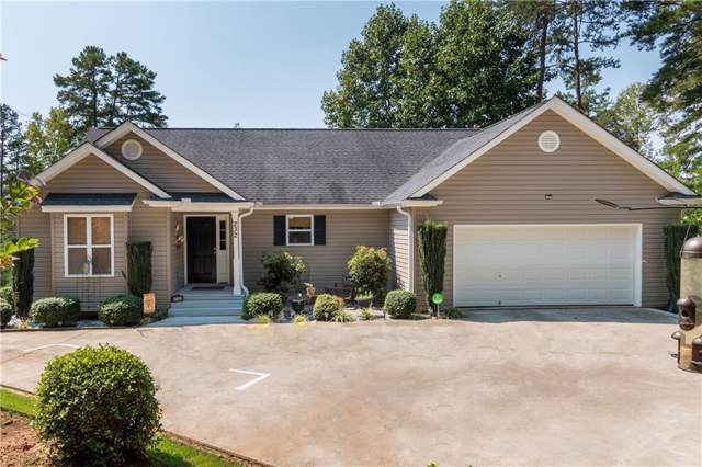 232 E Waters Edge Lane, West Union, SC 29696 (MLS #20221121) :: Les Walden Real Estate