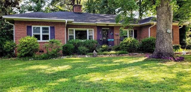 317 Spring Park Drive, Anderson, SC 29625 (MLS #20221122) :: Les Walden Real Estate
