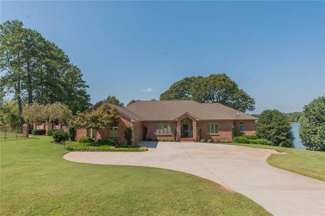 101 Diamond Point, Anderson, SC 29621 (MLS #20221130) :: Les Walden Real Estate