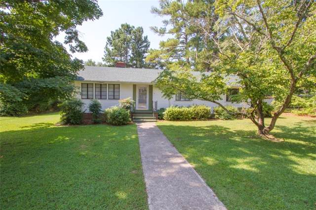 10 Calhoun Street, Williamston, SC 29697 (MLS #20221135) :: Les Walden Real Estate