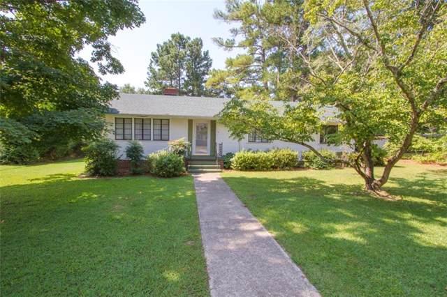 10 Calhoun Street, Williamston, SC 29697 (MLS #20221135) :: Tri-County Properties at KW Lake Region