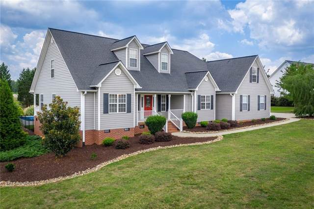 113 Branchwood Lane, Belton, SC 29627 (MLS #20221138) :: Les Walden Real Estate