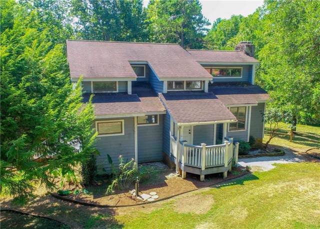 199 Leaf Shadow Lane, Walhalla, SC 29691 (MLS #20221154) :: Les Walden Real Estate