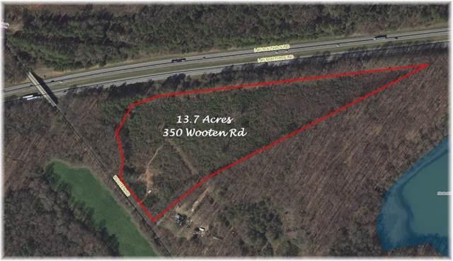 350 Wooten Road, Fair Play, SC 29643 (MLS #20221163) :: Les Walden Real Estate