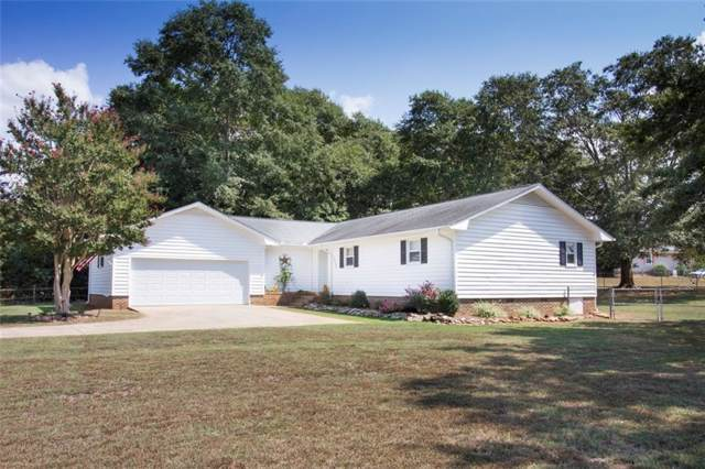 1007 Nashmore Drive, Anderson, SC 29625 (MLS #20221165) :: Les Walden Real Estate