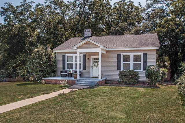 201 Oak Drive, Anderson, SC 29625 (MLS #20221170) :: Les Walden Real Estate