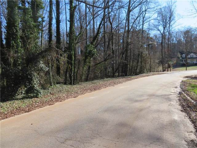 00 Huntington Drive, Anderson, SC 29621 (MLS #20221179) :: Les Walden Real Estate