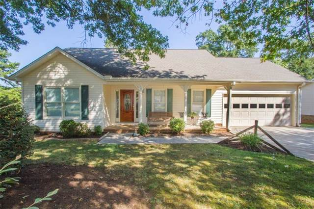 101 Washington Avenue, Easley, SC 29640 (#20221182) :: Connie Rice and Partners