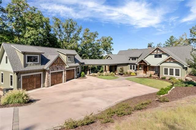 307 Shore Vista Trail, Six Mile, SC 29682 (MLS #20221183) :: Tri-County Properties at KW Lake Region