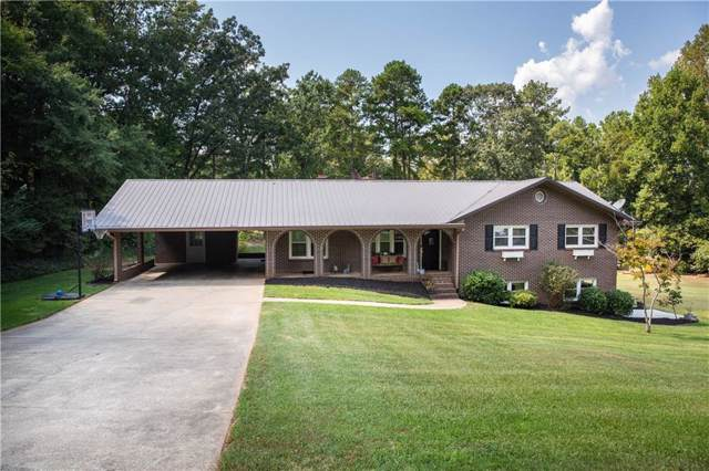 104 Hillcrest Court, Seneca, SC 29672 (#20221197) :: Connie Rice and Partners