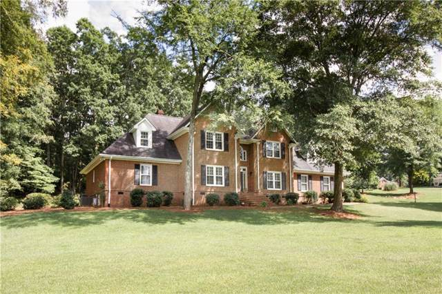 4009 Brackenberry Drive, Anderson, SC 29621 (MLS #20221199) :: Les Walden Real Estate