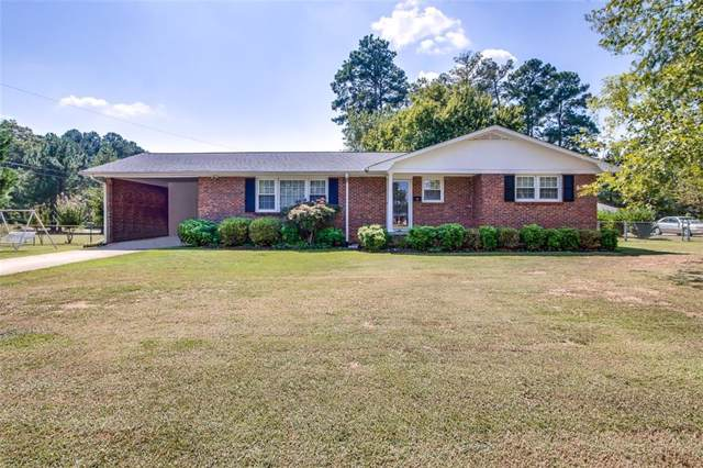 7 Glenwood Avenue, Williamston, SC 29697 (MLS #20221210) :: Les Walden Real Estate