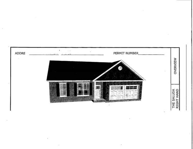Lot 13 Whilden Drive, Williamston, SC 29697 (MLS #20221221) :: Les Walden Real Estate