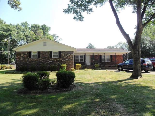 124 Clifton Street, Greenwood, SC 29649 (#20221250) :: Connie Rice and Partners