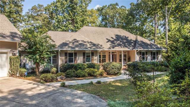 230 Parkview Drive, Fair Play, SC 29643 (MLS #20221255) :: Allen Tate Realtors