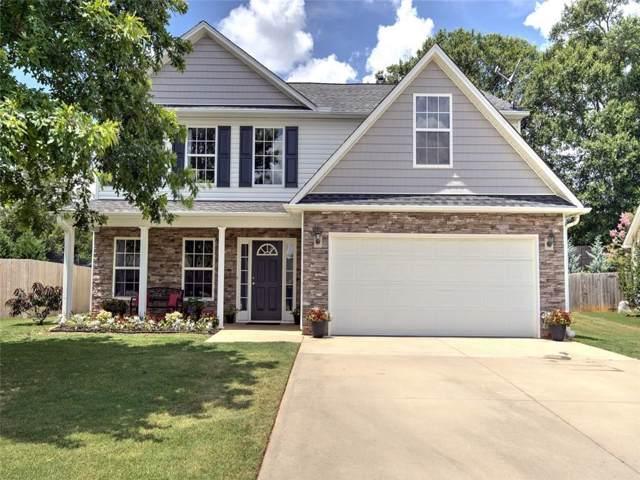 1017 Blythwood Drive, Piedmont, SC 29673 (MLS #20221267) :: Tri-County Properties at KW Lake Region