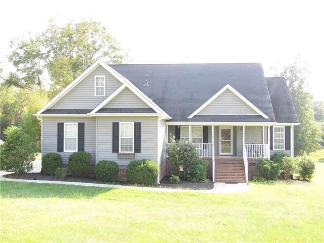 208 Mahaffey Road, Williamston, SC 29697 (MLS #20221268) :: Les Walden Real Estate