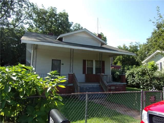 105 Hope Avenue, Seneca, SC 29678 (MLS #20221279) :: Tri-County Properties at KW Lake Region