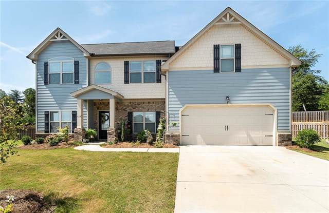 413 Aschoff Court, Simpsonville, SC 29680 (MLS #20221284) :: Tri-County Properties at KW Lake Region