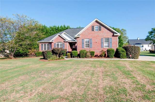 104 Knightsbridge Lane, Anderson, SC 29621 (MLS #20221296) :: Les Walden Real Estate