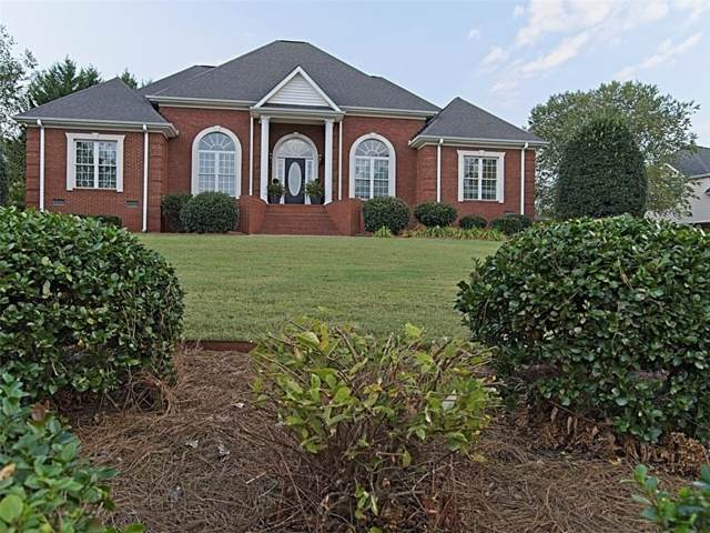 115 Carriage Path Lane, Easley, SC 29642 (MLS #20221313) :: The Powell Group