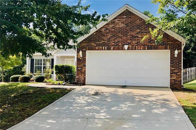 350 Hamilton Parkway, Easley, SC 29642 (MLS #20221315) :: The Powell Group