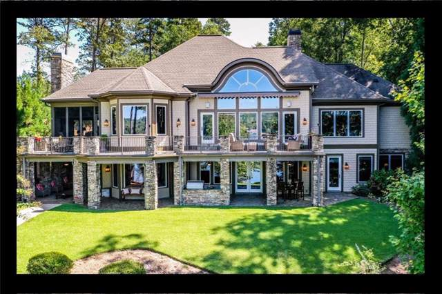 603 Quiet Water Way, Seneca, SC 29672 (MLS #20221319) :: Les Walden Real Estate